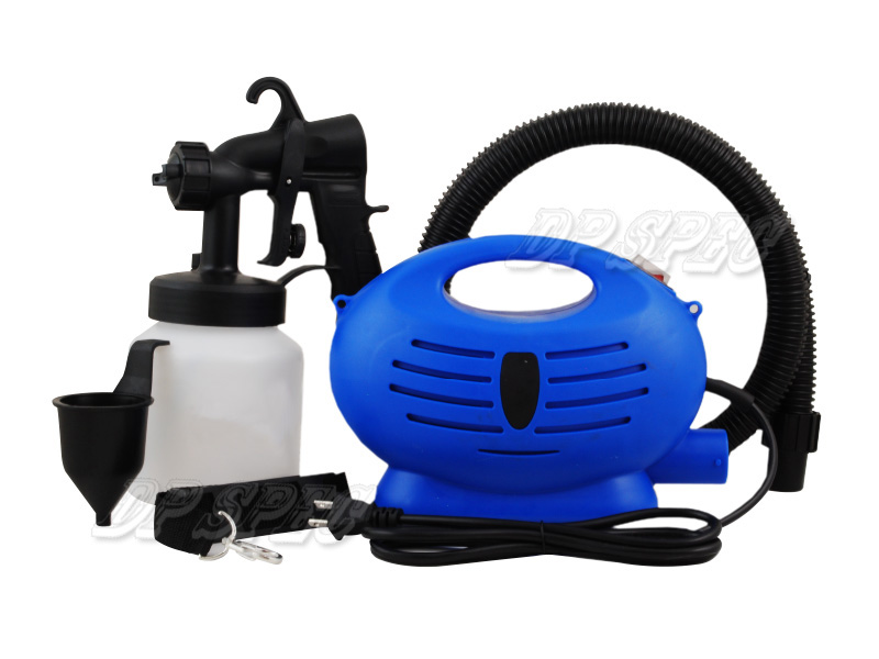 paint spray system portable electric spraying gun diy sprayer ebay. Black Bedroom Furniture Sets. Home Design Ideas